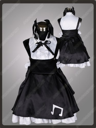 Cheap Vocaloid Project Diva Miku Cosplay Costumes