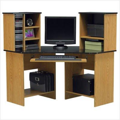 Buy Low Price Comfortable Ameriwood Corner Computer Desk (B001G5ZZAI)