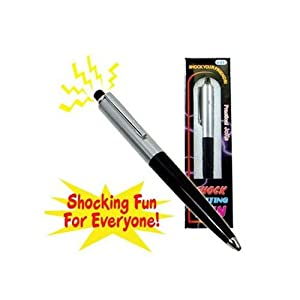 Shocking Ball Point Pen by American Clocks