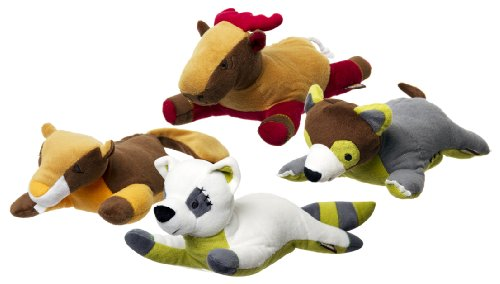Animal Planet 4-Pack Pet Plush Toys front-502003