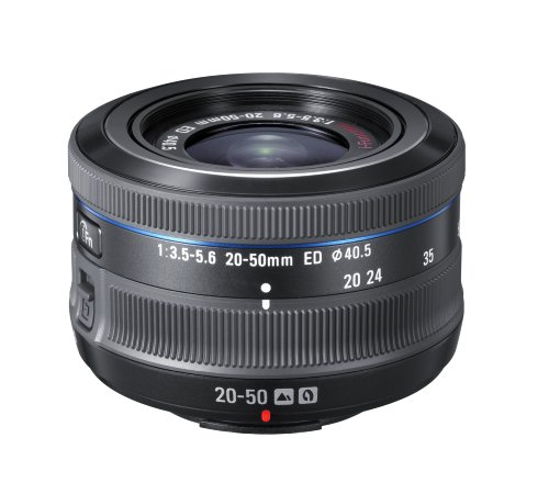 Samsung NX 20-50mm F3.5-5.6 iFunction Zoom Lens