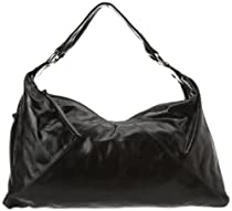 HOBO INTERNATIONAL Paulette Hobo,Black,one size