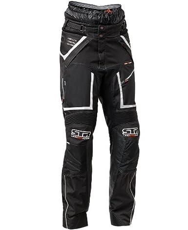 Lindstrands Q Pants Hommes étanches textiles Moto Moto Pantalons New