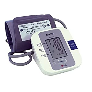 Omron Automatic Inflation Digital Blood Pressure Monitor