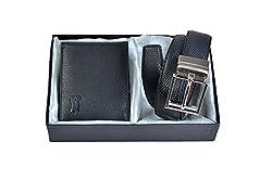 SCHARF Belt Wallet Combo Set CBW01B