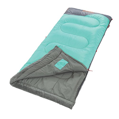 Coleman-Comfort-Cloud-40-Sleeping-Bag-Regular-Green