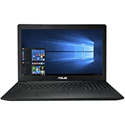 Asus X553MA-XX452T Portatile, Display LCD 15.6 pollici HD, Processore Intel Celeron N2840, RAM 2 GB, HDD 500 GB, Nero/Antracite