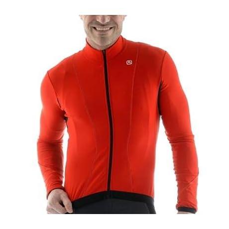 Giordana 2011/12 Men's Laser Long Sleeve Cycling Jersey - gi-w0-lsjy-lase