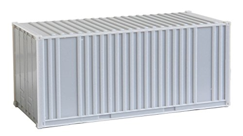 Walthers SceneMaster Rib Undec Container, 20' (Model Shipping Container compare prices)
