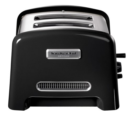 KitchenAid Artisan 5KTT780BOB 2 Slice Toaster Black