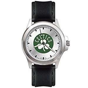 NSNSW22516Q-Mens Fantom Boston Celtics Watch by NBA Officially Licensed