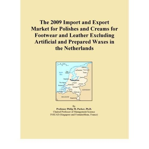 The 2009 Import and Export Market for Polishes and Creams for Footwear and Leather Excluding Artificial and Prepared Waxes in Russia Icon Group International