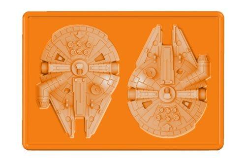 Star Wars Millennium Falcon Silicone Ice Tray / Mold by Kotobukiya