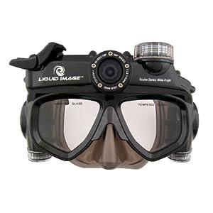Wide Angle Scuba Series HD-(Medium)-Camera Mask