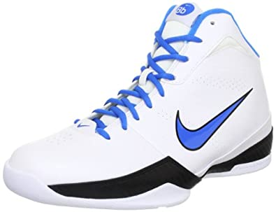 meet f2e43 ba603 Nike Air Quick Handle White Blue Mens Basketball Shoes 472633-103  US size  10