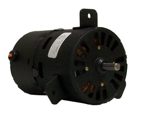 Fasco D1167 3.3-Inch Diameter Shaded Pole Motor, 1/40 Hp, 208-230 Volts, 3000 Rpm, 1 Speed, 0.55 Amps, Ccw Rotation, Sleeve Bearing