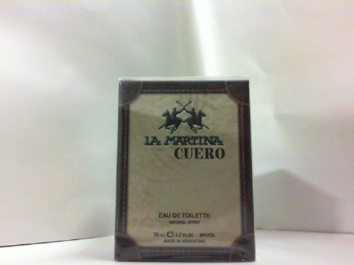 Cuero by La Martina - Eau de Toilette Spray 50 ml