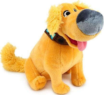 Disney / Pixar Up Movie 6 Inch Exclusive Plush Dug