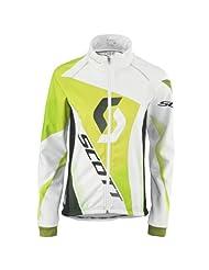 Scott Ws AS RC Pro Plus Bicycle Coatt White / Lime