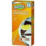Swiffer Dusters with Extendable Handle, 1 Handle and 2 Dusters/Box (PAG44750)