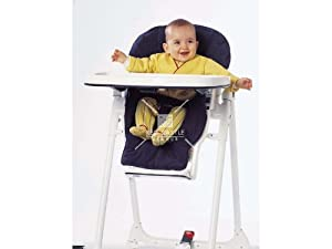 coussin de chaise haute redcastle marine b b s pu riculture. Black Bedroom Furniture Sets. Home Design Ideas