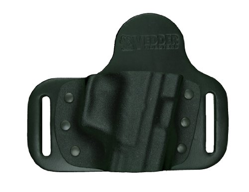 Vedder Holsters Quick Draw OWB Hybrid Holster - Glock 26, 27, 33 by Vedder Holsters