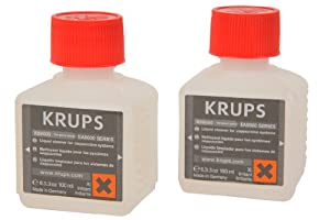 KRUPS XS9000 Liquid Cleaner for Fully Automatic Espresso Machines from KRUPS