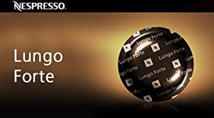 50 x nespresso lungo forte capsules for commercial. Black Bedroom Furniture Sets. Home Design Ideas