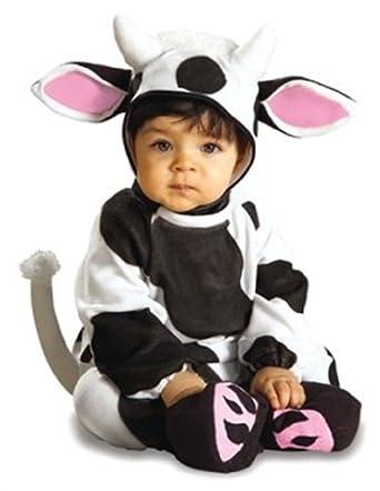 Cow Romper Costume