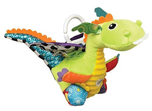 Lamaze Clip & Go Flip Flap Dragon