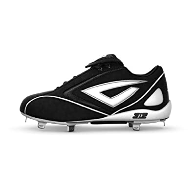Buy 3N2 Mens Pyro Low Metal Baseball Cleats   by 3N2