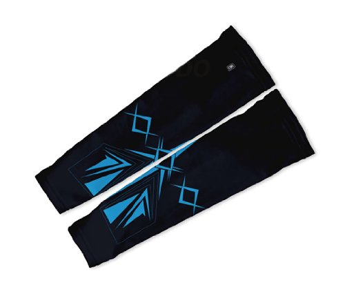 Buy Low Price Blue Jet Arm Warmers Sleeves Unisex Walking/Cycling/Running (01-AWS-020-PM)