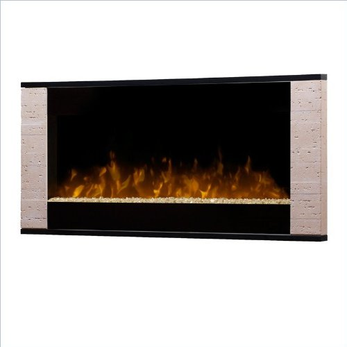 Dimplex Strata Wall Mount Electric Fireplace