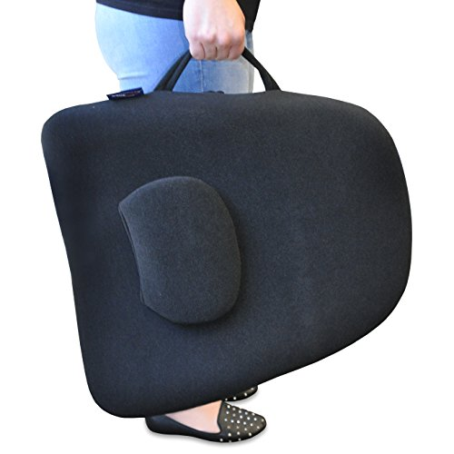 Back Support Strap Back Neck Pain Chairs Travel Home