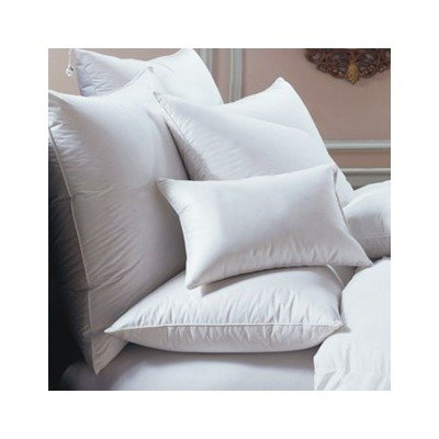 Bernina Euro 650 White Goose Down Pillow Size: Breakfast