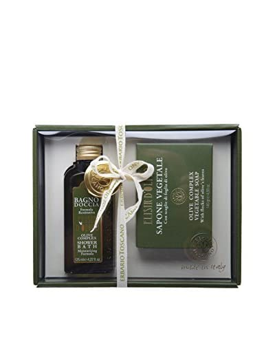 Erbario Toscano Shower & Bath 2-Piece Gift Set