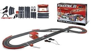 Scalextric Original - Circuito C3 Rally De Suecia con pistas nuevas digitalizables; longitud 6,5m (A10096S500)