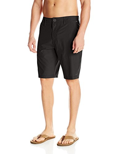 ONeill Mens Loaded Hybrid Short - Black - 34