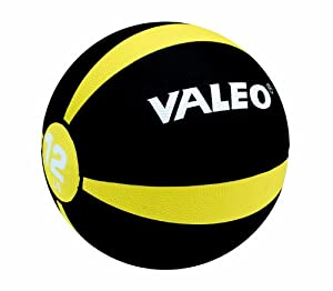 Valeo MB12 12-Pound Medicine Ball