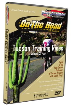 Spinervals Virtual Reality Series, Vol 3: Tucson Training Ride