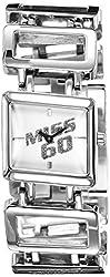 Miss Sixty Analog White Dial Womens Watch - SN9002
