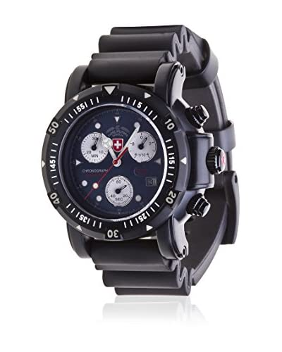 Swiss Military Reloj de cuarzo Man Seewolf I Scuba 44 mm