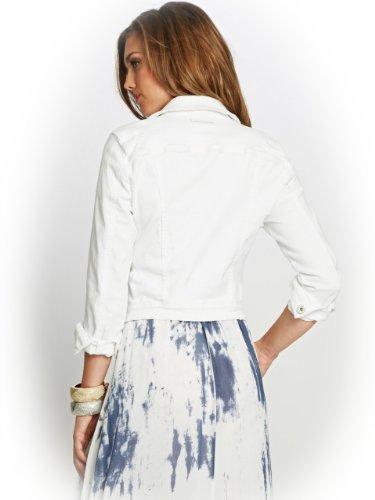 Куртки женские GUESS  W4FN29D07U0
