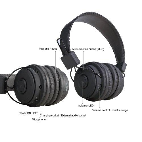Avantree-Hive-Bluetooth-Stereo-Headset