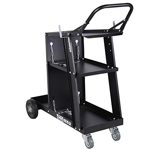 Giantex-Welder-Welding-Cart-Plasma-Cutter-MIG-TIG-ARC-Universal-Storage-for-Tanks