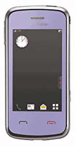 T-Mobile Vairy Touc II Lilac on pay as you go