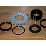DMR Single Speed Convertor Kit, Converts Cassette To Single Speed (Free UK Postage)