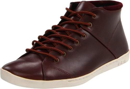Swear London IGGY34, Stivali uomo, Rosso (Rot/OXBLOOD PULL UP), 44