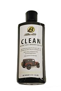 Bestop 11203-00 Vinyl Window Cleaner, 8 oz. bottle from Bestop