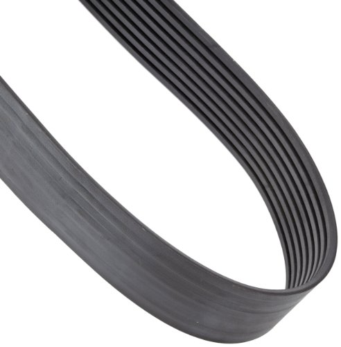 SPZ 2037X8 RIBS Ametric® Metric SPZ Profile Banded V-Belt, 8 Ribs, 9.7 mm Wide per Rib, 10.5 mm High, 2037 mm Long, (Mfg Code 1-046)